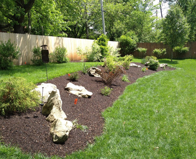Lawn care professionals providing quality results